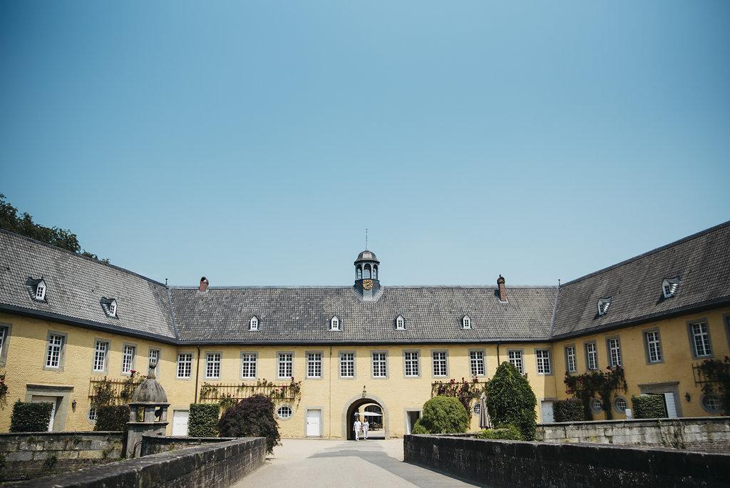 Heiraten im Juni, Vintagehochzeit, Heiraten, Hochzeit, Schloss Dyck