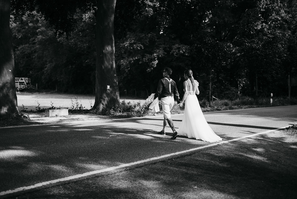 Hochzeitsreportage, Hochzeit im Juni, Vintagehochzeit
