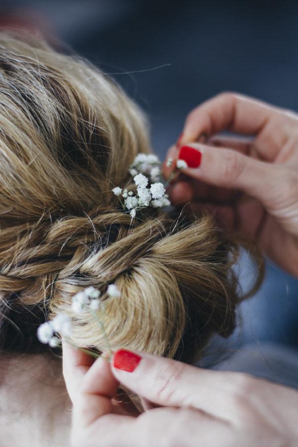 Hochzeit, heiraten, Ehe, Getting Ready, Make up