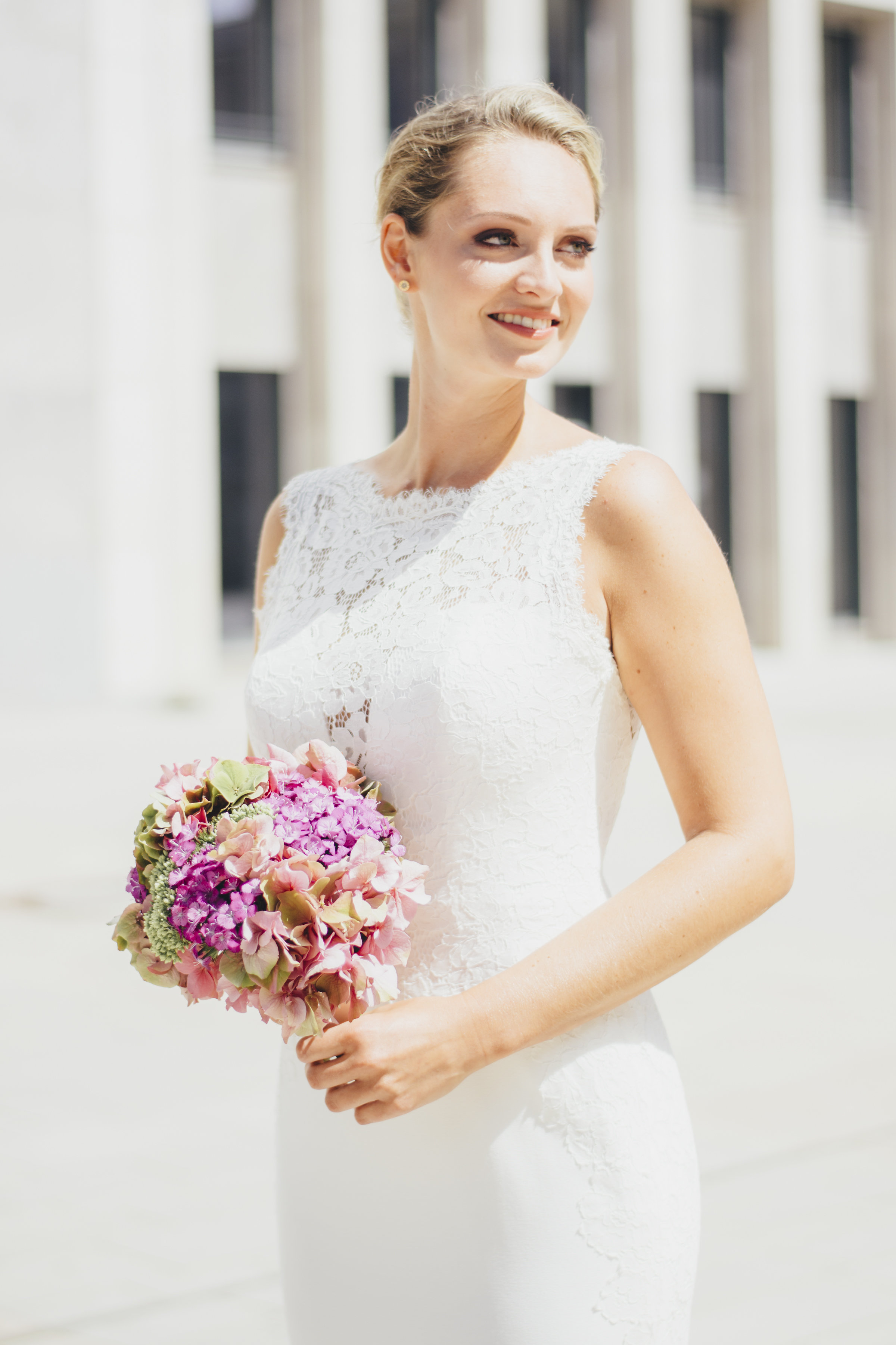 Braut, Heiraten, Köln, Make-Up